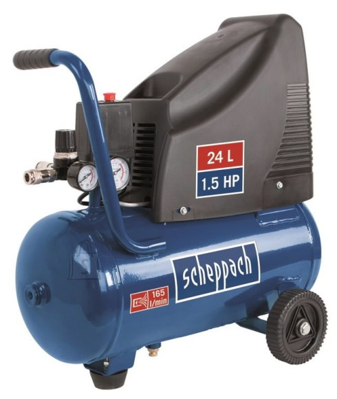 Scheppach Õlivaba kompressor HC 25o, Scheppach