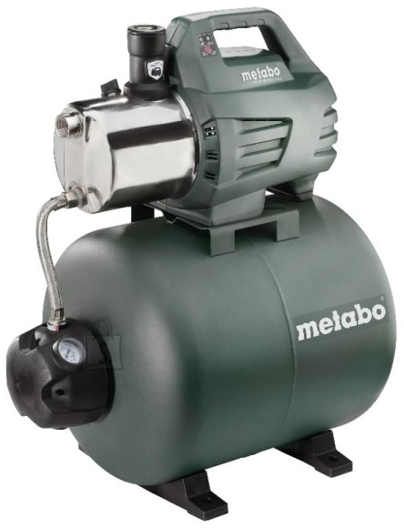 Metabo Hüdroforiga veeautomaat HWW 6000/50 INOX, Metabo