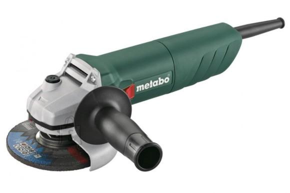 Metabo nurklihvija 750W 125mm