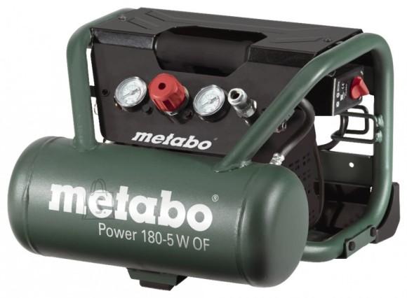 Metabo Õlivaba kompressor Power 180-5 W OF