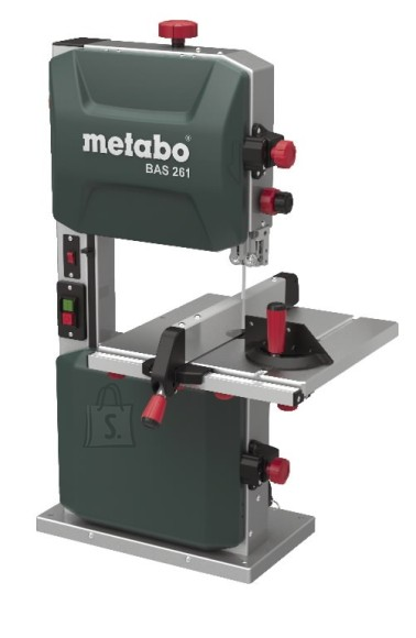 Metabo Lintsaag BAS 261 Precision WNB, 230V, Metabo