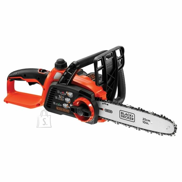 Black & Decker Akuga kettsaag GKC1825L20 / 18 V / 2 Ah / 25 cm