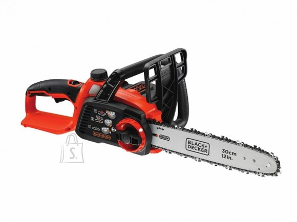 Black & Decker Akuga kettsaag GKC3630L20 / 36 V / 2 Ah / 30 cm