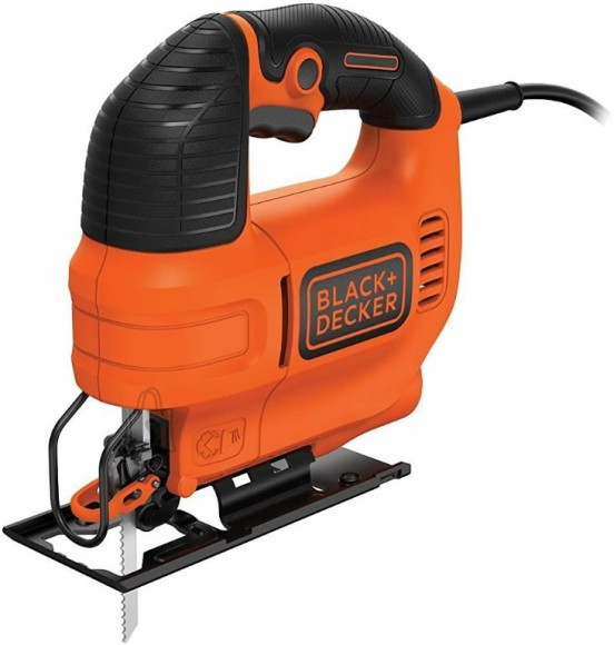 Black & Decker Tikksaag KS701EK / 70 mm / 520W