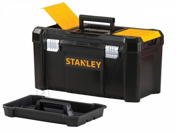 """Stanley 19"""" must tööriistakast"""