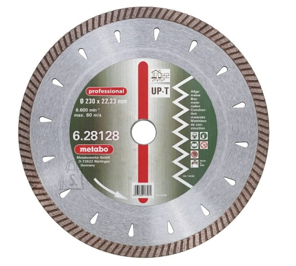 Metabo UP-T, 230x22,23 mm, professional, teemant lõikeketas