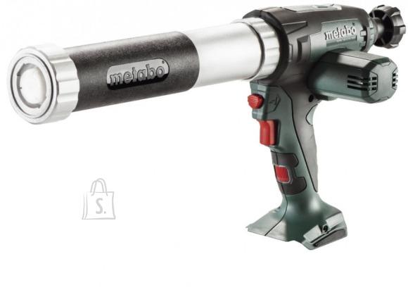 Metabo KPA 18 LTX 400 silikoonipüstol, ilma aku ja laadijata