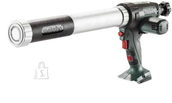 Metabo KPA 18 LTX 600 silikoonipüstol, ilma aku ja laadijata