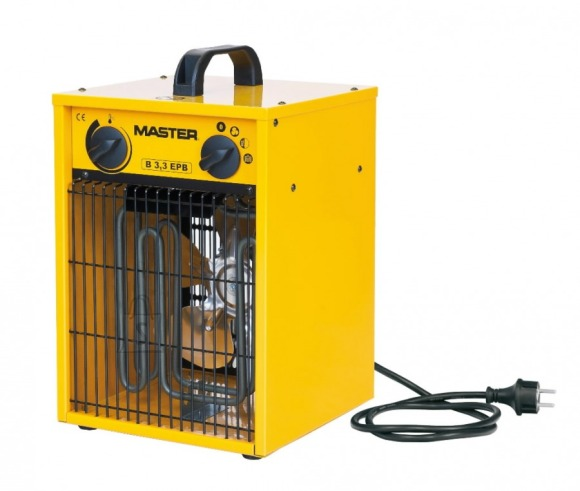 Master elektri soojapuhur B 3,3 EPB, 3,3 kW