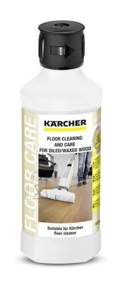 Kärcher Puhastusvahend õlitatud/vahatatud põrandatele RM 535, 0.5L, Kärcher
