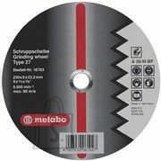 Metabo 150x3,0x0,22 A3OBFT lõikeketas