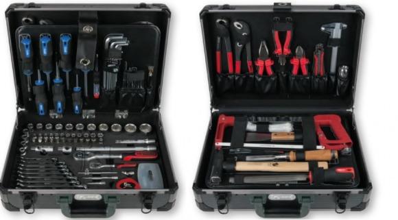 """KS Tools tööriista komplekt, 149 -osa 1/4"""" + 1/2"""""""