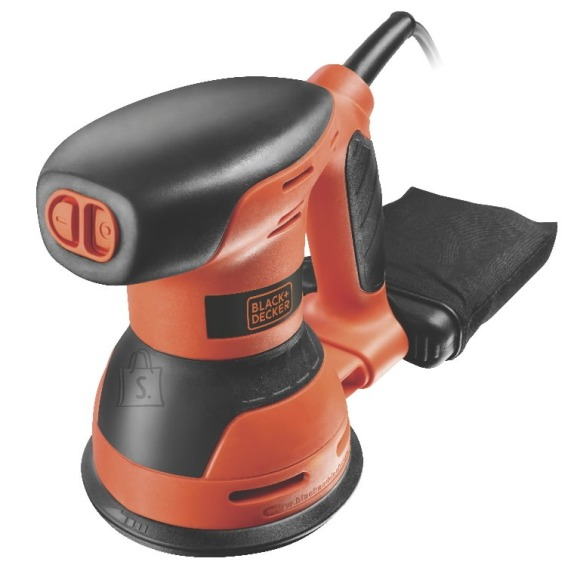 Black & Decker ekstsentriklihvija KA198 / 125 mm
