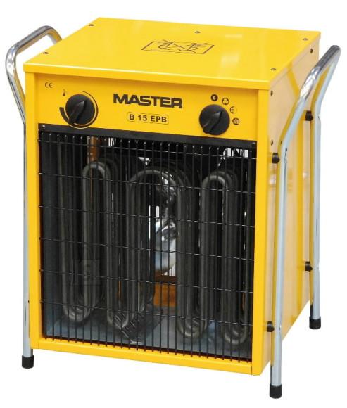 Master elektri soojapuhur elektri B 15 EPB, 15 kW