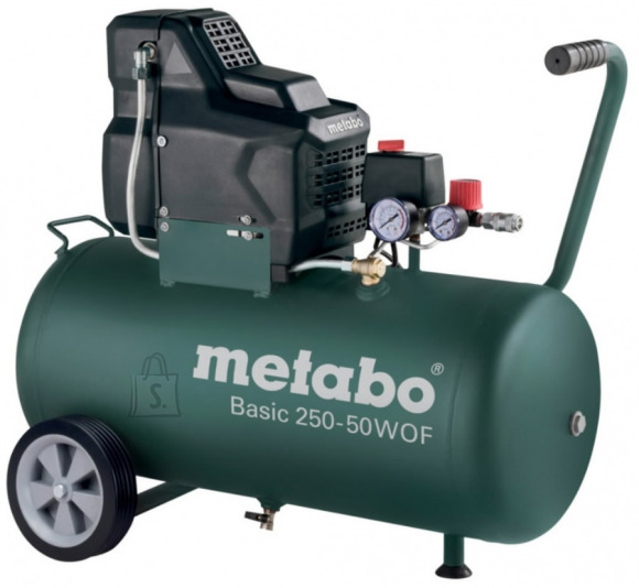 Metabo õlivaba kompressor Basic 250-50 W OF