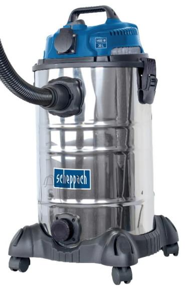 Scheppach puhumisfunktsiooniga vee- ja tolmuimeja ASP 30-ES