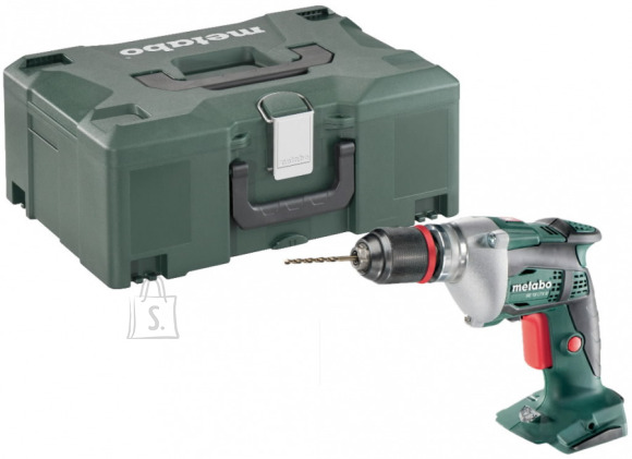 Metabo Akutrell BE 18 LTX  karkass, MetaLoc, Metabo