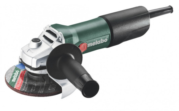 Metabo Nurklihvija W 850, 125 mm, Metabo