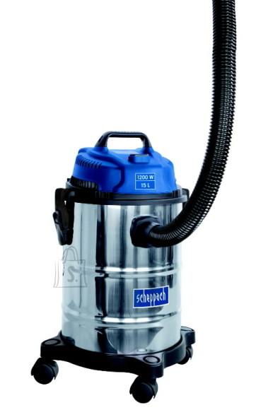 Scheppach puhumisfunktsiooniga vee- ja tolmuimeja ASP 15-ES