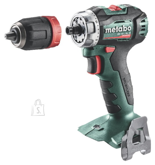 Metabo Akutrell BS 18 L BL Q, karkass, Metabo