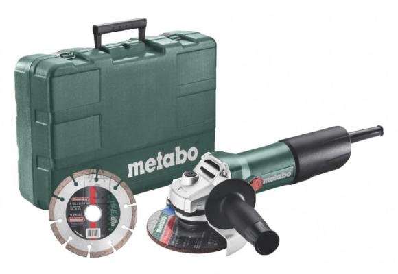 Metabo Nurklihvija W 850 SET, Metabo