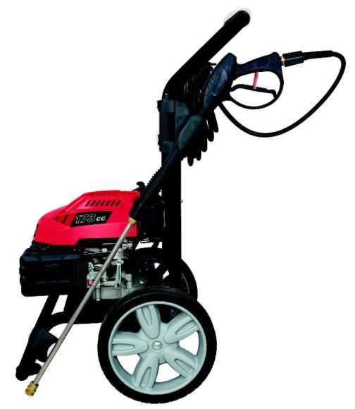 Scheppach Survepesur bensiinimootoriga 173CC/ 522L/H / 200BAR HCP2600, Scheppach