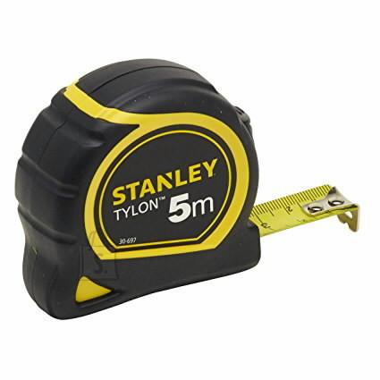 Stanley mõõdulint 5m x 19mm klass II TYLON kattega lint, Stanley