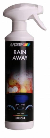 Motip Vetthülgav kaitsevahend klaasile RAIN AWAY 500ml BL, MoTip