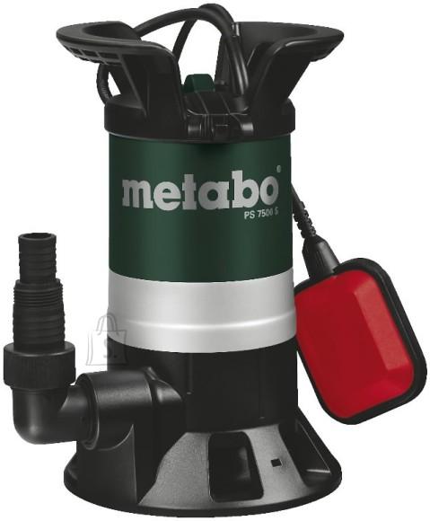 Metabo tühjenduspump reoveele PS 7500 S