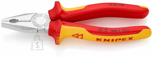 Knipex näpitstangid 180mm VDE Comfort käepide