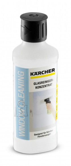 Kärcher Klaasipesuaine RM 500; 500 ml, Kärcher
