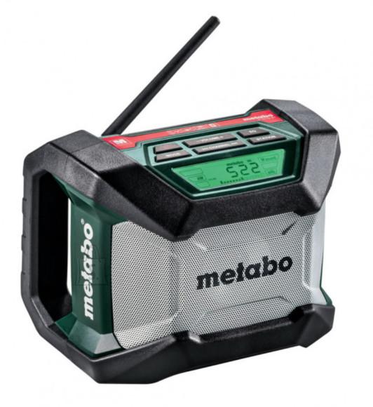 Metabo raadio R 12-18, Metabo