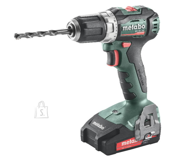 Metabo Akutrell BS 18 L BL Q /2x2,0 Ah, Metabo