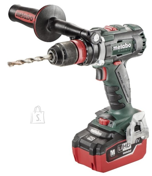 Metabo Akutrell BS 18 LTX BL Q I / 5,5 LiHD, Metabo