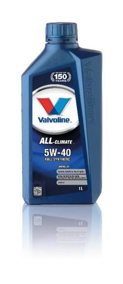Valvoline Mootoriõli ALL CLIMATE DIESEL C3 5W40 1L, Valvoline