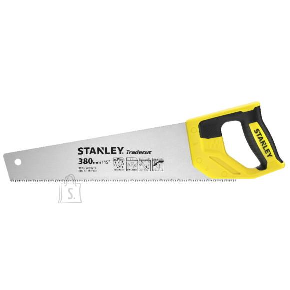 Stanley käsisaag Tradecut Gen2 380mm 8TPI, Stanley
