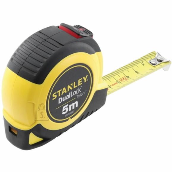 Stanley mõõdulint 5m x 19mm klass II DUAL LOCK automaatlukustus, Stanley