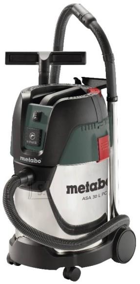 Metabo Vee- ja tolmuimeja ASA 30 L PC Inox, Metabo