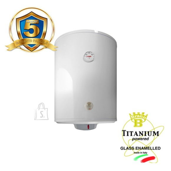Elektriboiler Bandini 50L vertikaalne 1,2kW
