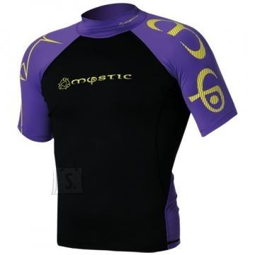 Mystic Crossfire lycra särk L/V Purple-Yellow