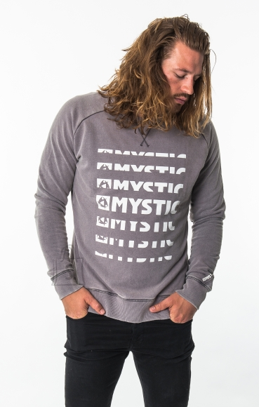 2017 Mystic Clash Sweat pusa Faded Concrete