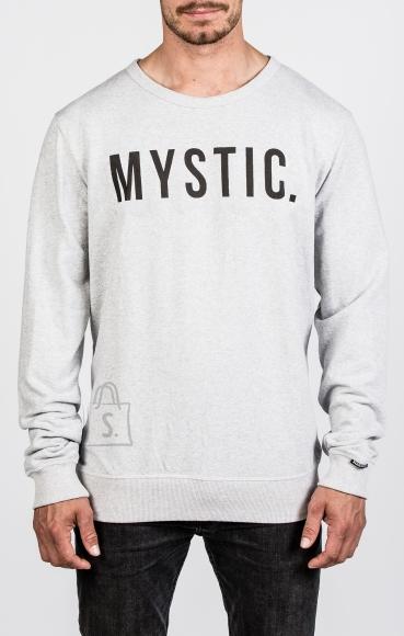 2018 Mystic Skim Crew pusa Grey Melee
