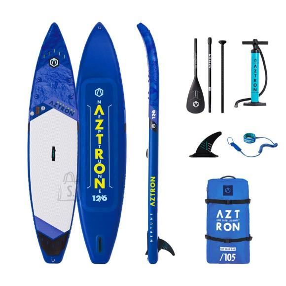 "Aztron 2019 Aztron NEPTUNE Touring 12'6"" iSUP  aerusurfi laud (komplekt)"