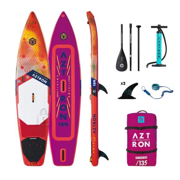 "Aztron SOLEIL XTREME Windsurf 12'0"" iSUP aerusurfi laud"