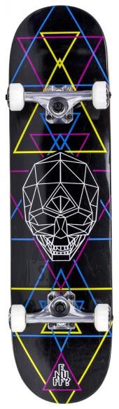 Enuff Geo Skull rula CMYK 8 x 32