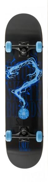 Enuff Pyro II rula Blue 7.75 x 31.5