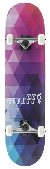 Enuff Geometric rula Purple 8 x 32