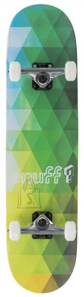 Enuff Geometric rula Green 8 x 32