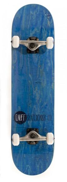 Enuff Logo Stain rula Blue 8 x 31.5