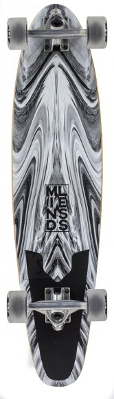 Mindless Raider VI longboard Grey 8 x 34